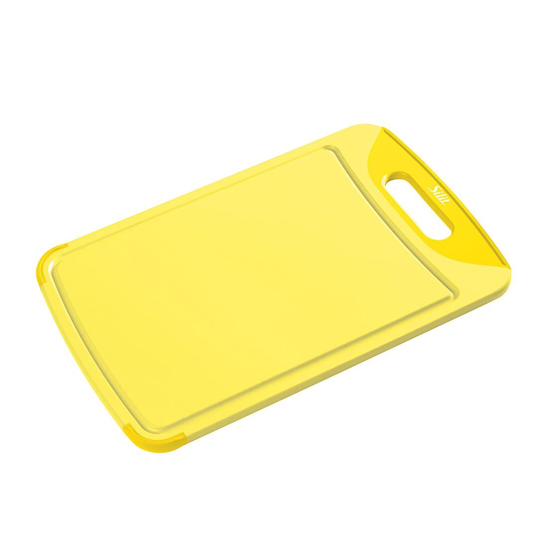 Schneidebrett – 38 x 25 cm, Gelb, Silit kaufen