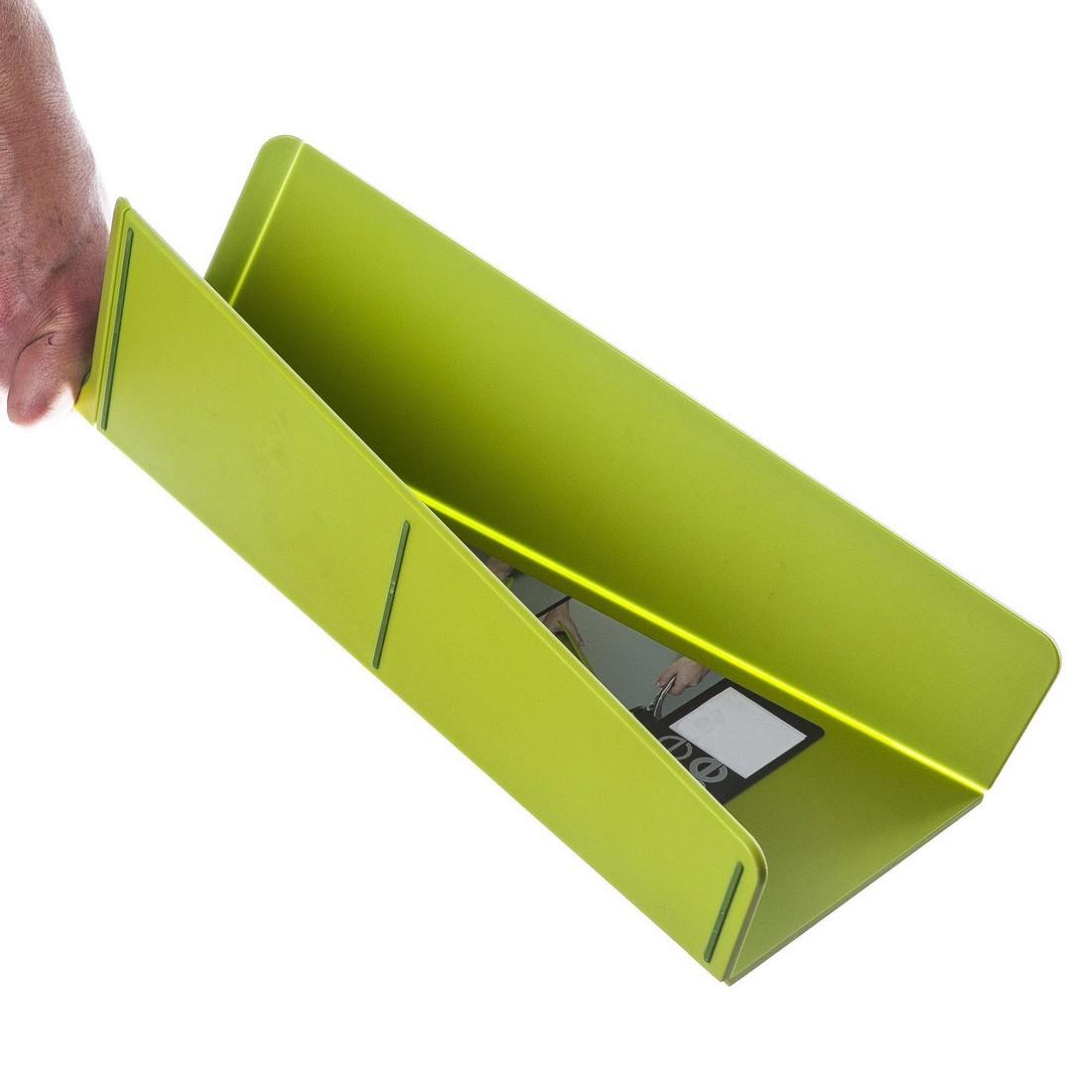 Schneidebrett Chop2Pot Plus – Kunststoff – Grün – 1 x 27 x 48 cm, JOSEPH JOSEPH bestellen