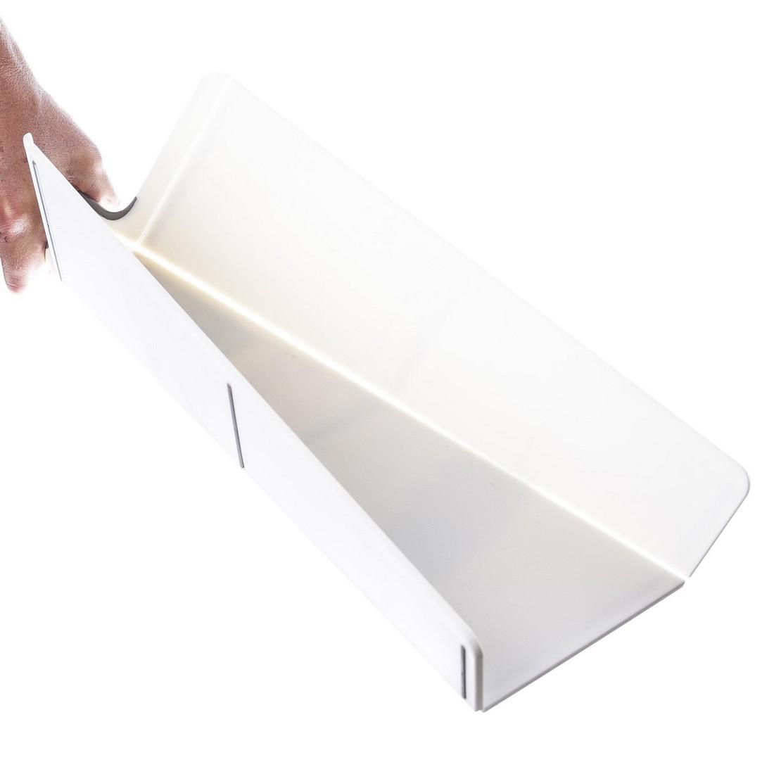 SchneidebrettChop2Pot Plus – Kunststoff – Weiß – 1 x 27 x 48 cm, JOSEPH JOSEPH günstig