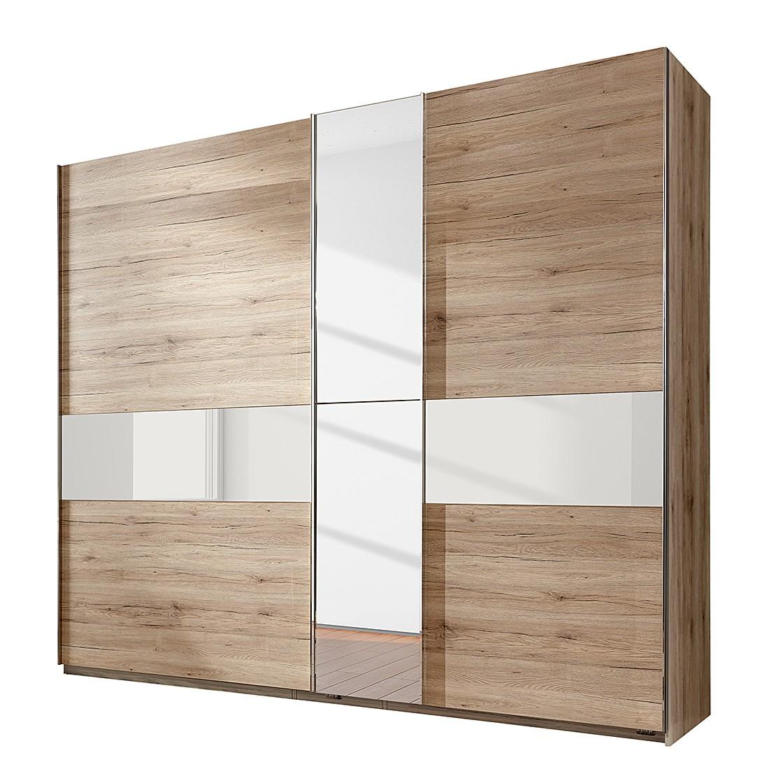 preisvergleich eu schwebet renschrank spiegel 200 cm. Black Bedroom Furniture Sets. Home Design Ideas
