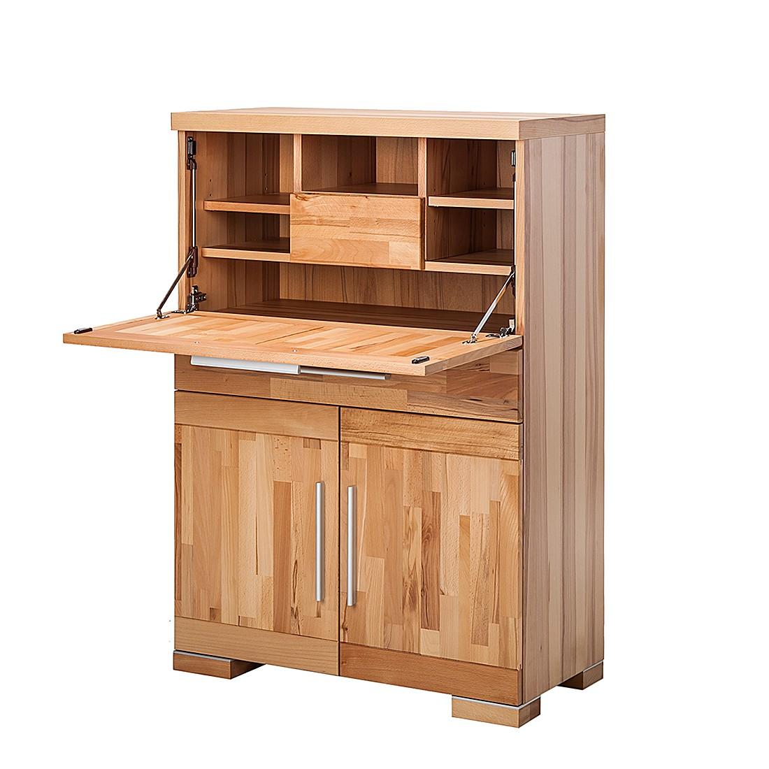 schreibsekret r laterza kernbuche teilmassiv ars natura. Black Bedroom Furniture Sets. Home Design Ideas