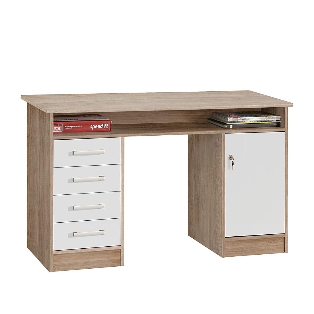 Tische online kaufen for Schreibtisch eiche dekor