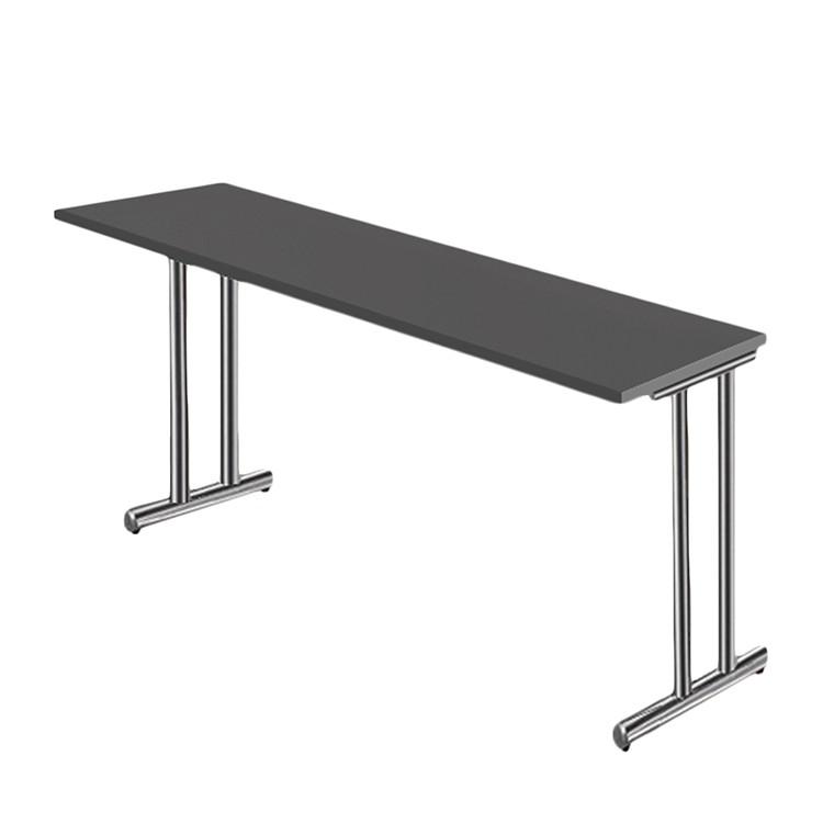 schreibtisch artline chrom anthrazit breite x tiefe 170 x 60cm artline bestellen. Black Bedroom Furniture Sets. Home Design Ideas