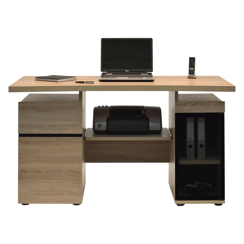 schreibtisch eiche s gerau preisvergleiche erfahrungsberichte und kauf bei nextag. Black Bedroom Furniture Sets. Home Design Ideas