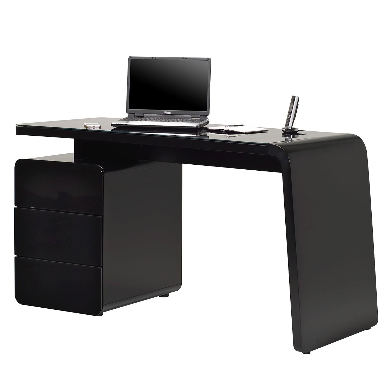 Schreibtisch CSL 440 - Schwarz, Jahnke