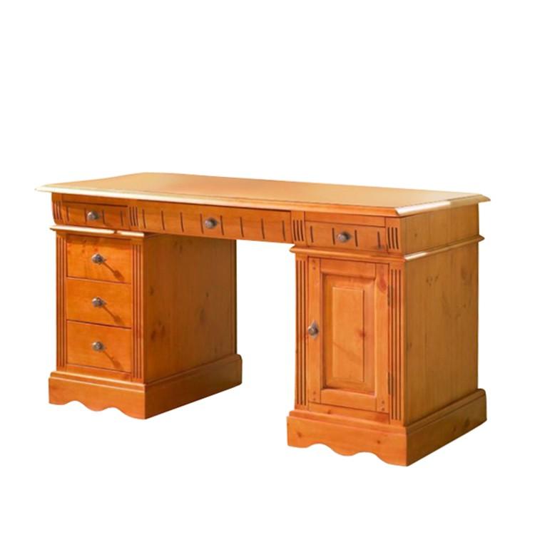 landhaus schreibtisch wei g nstig kaufen. Black Bedroom Furniture Sets. Home Design Ideas