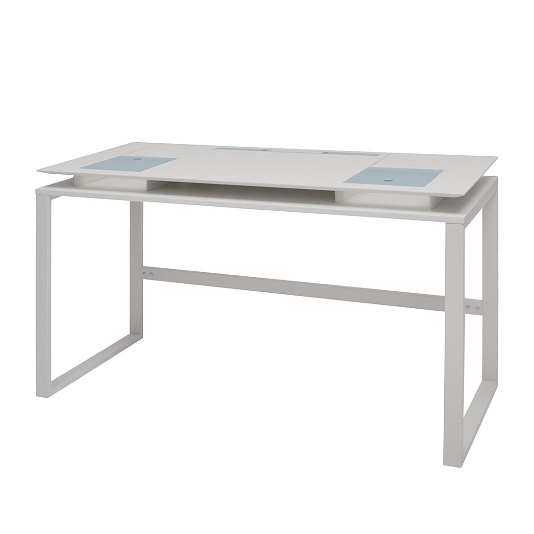 schreibtisch sublime von mooved aus metall nur 299 99 cherry m bel home24. Black Bedroom Furniture Sets. Home Design Ideas