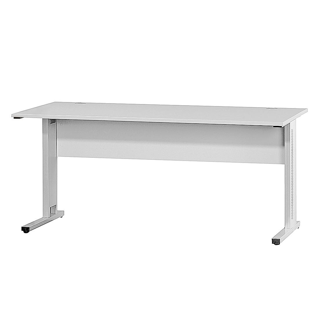 Schreibtisch Techno Speed I – Grau – 160 x 80 cm, röhr günstig bestellen