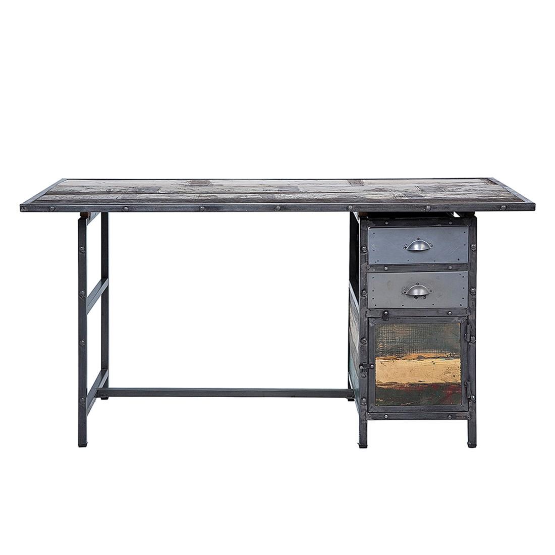 schreibtisch metall preis vergleich 2016. Black Bedroom Furniture Sets. Home Design Ideas