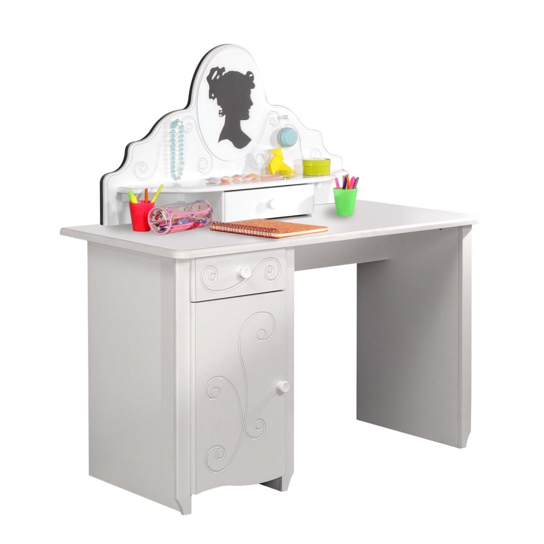 Schreibtisch mit aufsatz sonstige preisvergleiche for Schreibtisch conforama
