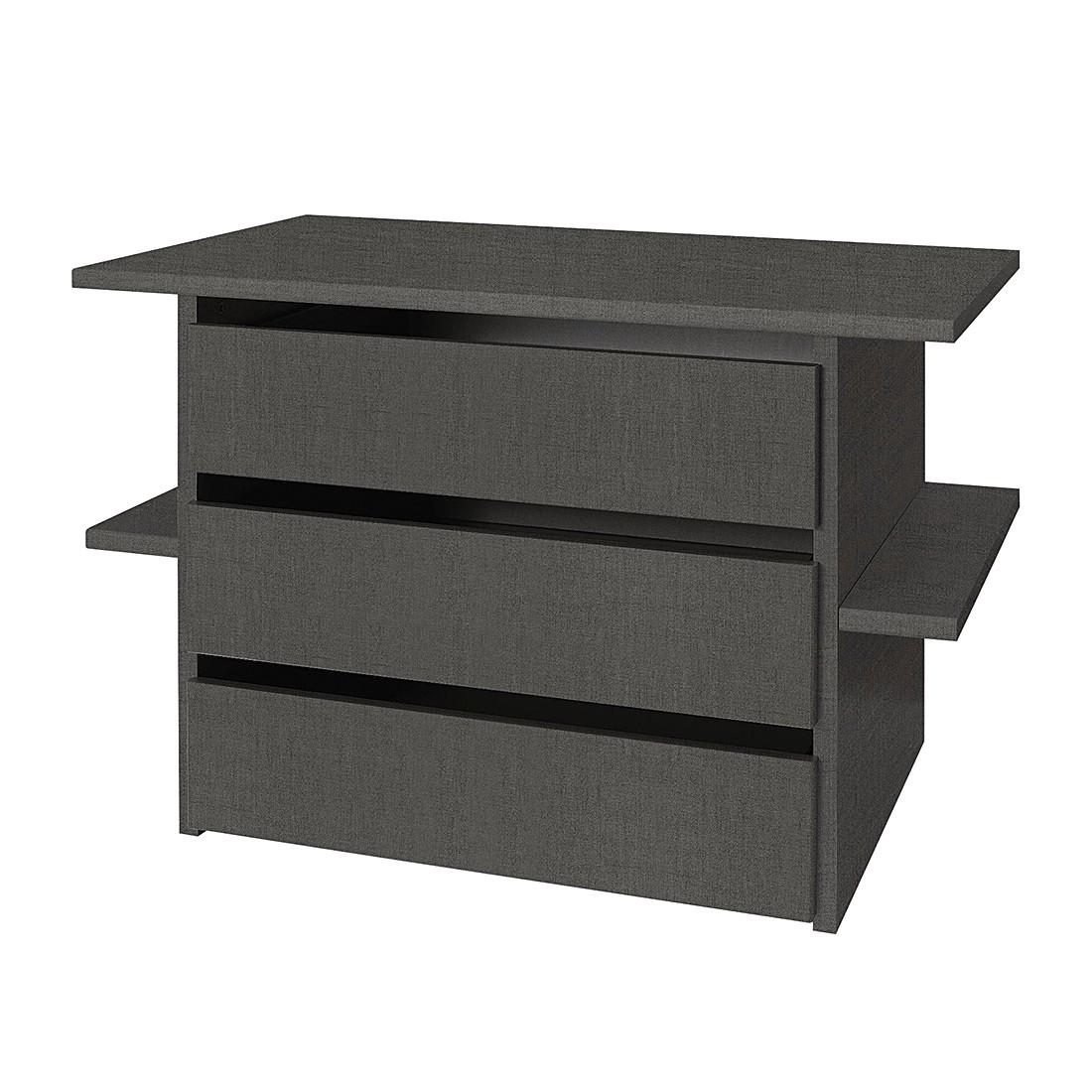 schubeinsatz f r schranktiefe 60 69cm. Black Bedroom Furniture Sets. Home Design Ideas