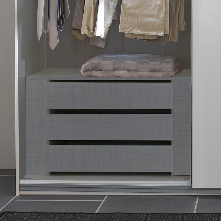 Schubkasteneinsatz – Innendekor: Line grey, fresh to go günstig bestellen