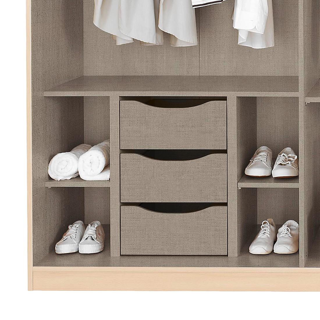 90er schubkasteneinsatz rauch pack 39 s 3 schubladen f r s. Black Bedroom Furniture Sets. Home Design Ideas