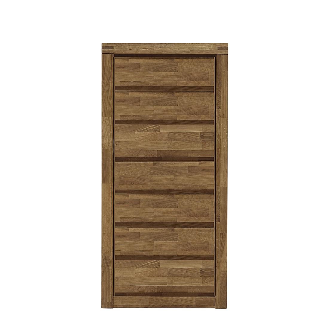 schubkastenkommode merle kerneiche massiv ge lt. Black Bedroom Furniture Sets. Home Design Ideas