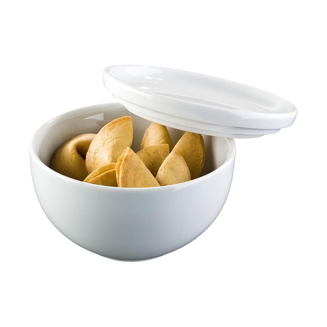 Schüssel Cucina weiß – Porzellan Weiß, Springlane jetzt bestellen