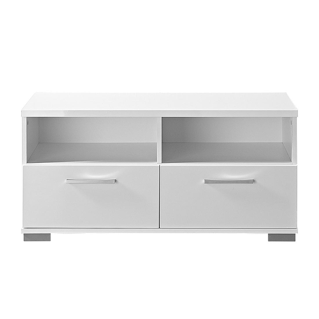 schuhbank campo hochglanz wei sitzbank garderobe. Black Bedroom Furniture Sets. Home Design Ideas
