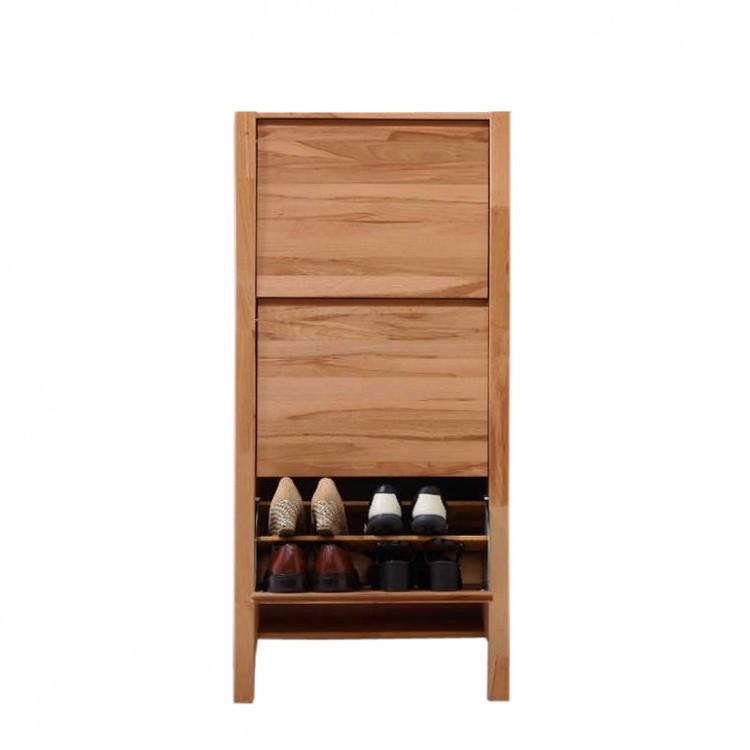 schuhschrank schuhsta i wei eiche dekor. Black Bedroom Furniture Sets. Home Design Ideas