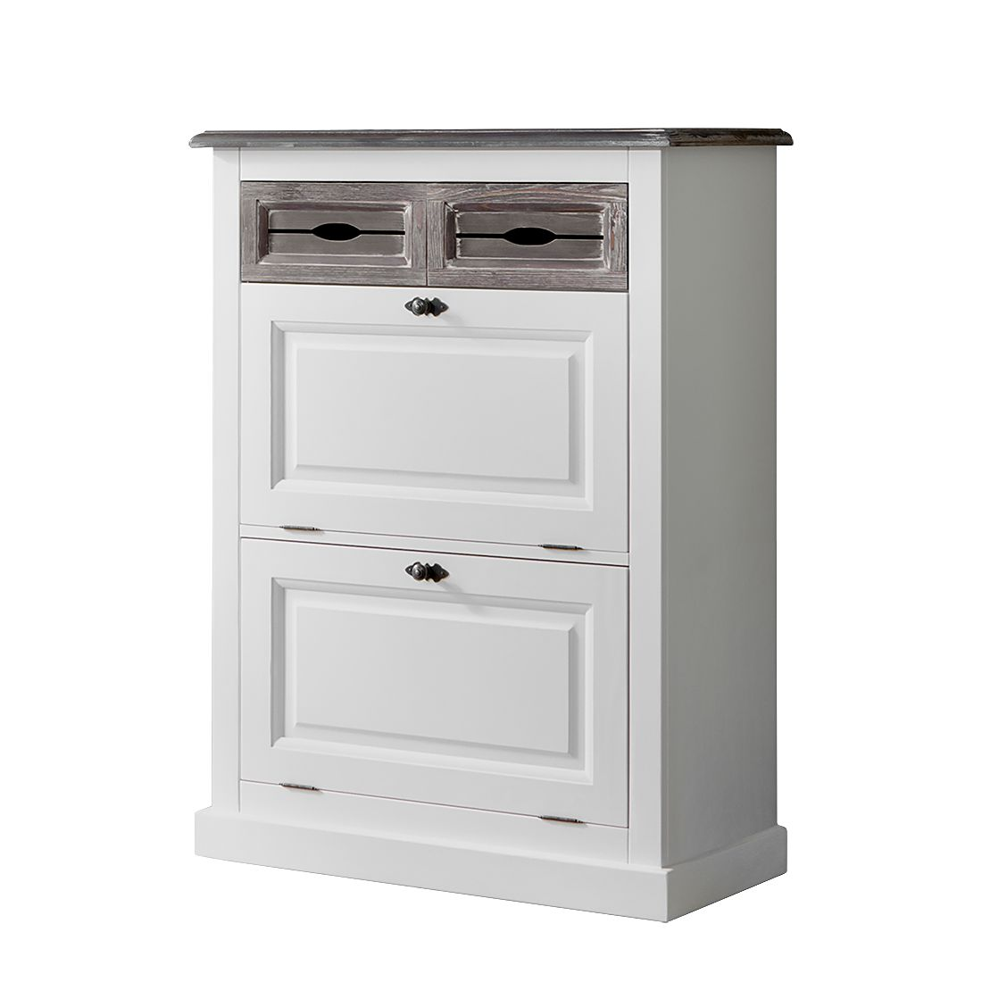 880c1ade2783a2 Details zu Schuhschrank Cabinet – Lila – 5 Klappen – Höhe 174 cm