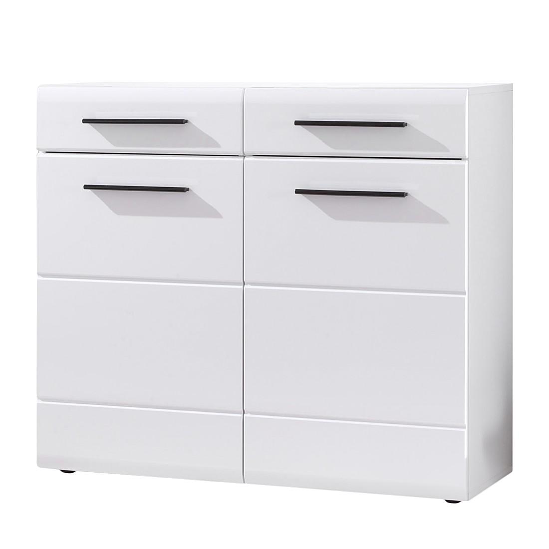 schuhschrank weiss hochglanz preise und vergleich. Black Bedroom Furniture Sets. Home Design Ideas
