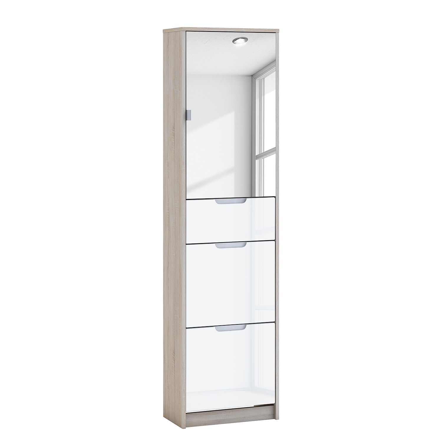 schuhschrank 80 cm breit schuhschrank lastilla aus wildeiche bianco 80 cm massivholz. Black Bedroom Furniture Sets. Home Design Ideas