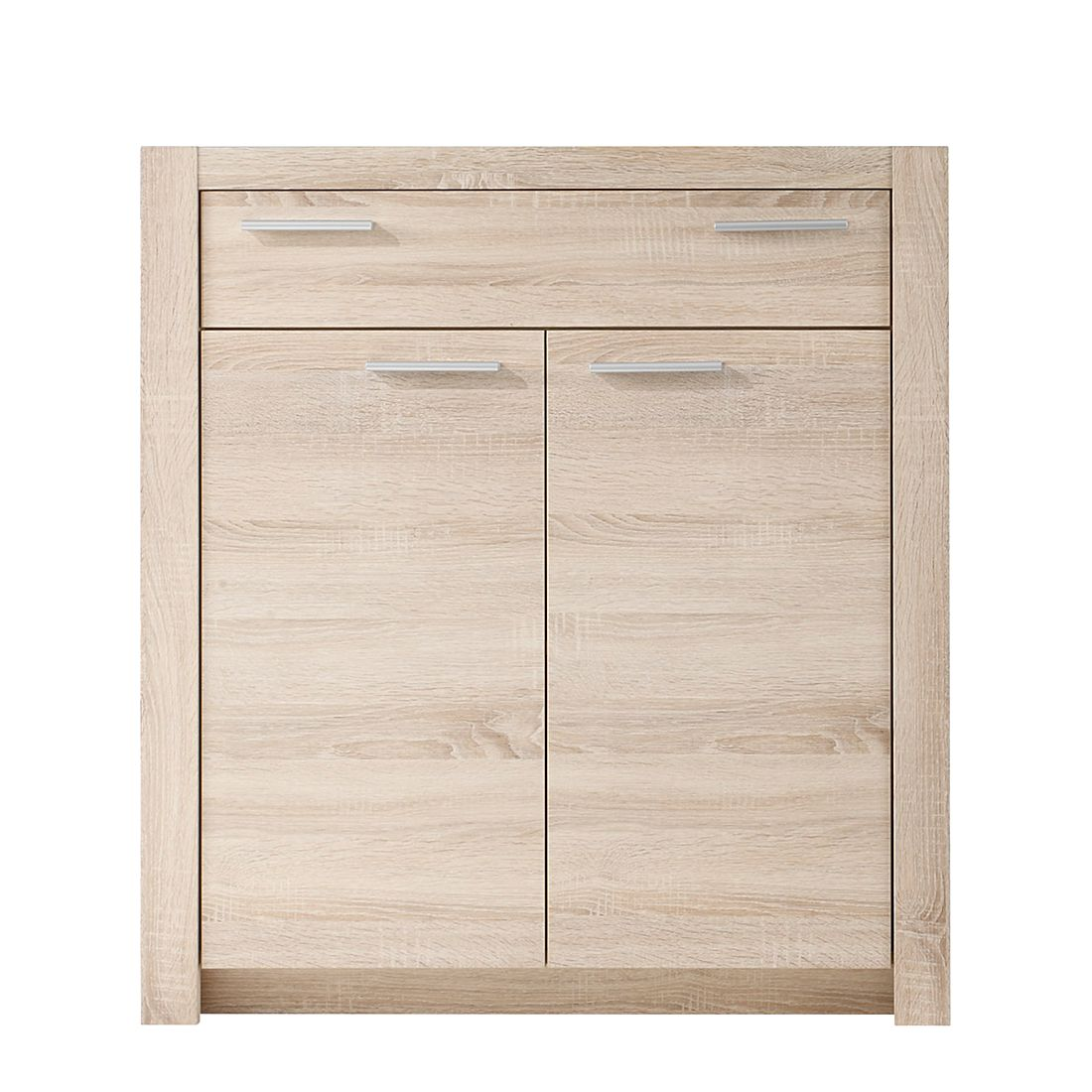 schuhschrank caroll ii eiche sonoma dekor. Black Bedroom Furniture Sets. Home Design Ideas