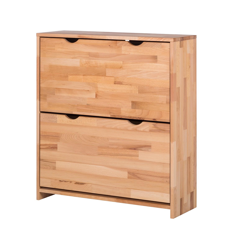 schuhschrank buche massiv preisvergleiche. Black Bedroom Furniture Sets. Home Design Ideas