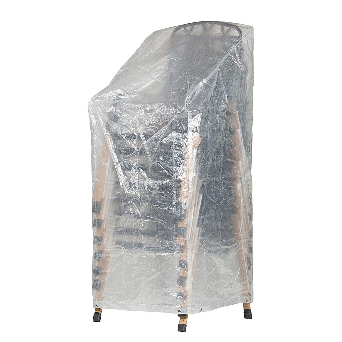 schutzh lle klassik f r stapelst hle gr e l kunststoff. Black Bedroom Furniture Sets. Home Design Ideas