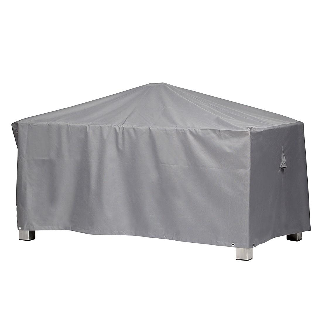 Schutzhülle Premium für rechteckigen Gartentisch (155 x 95 cm) - Polyester, mehr Garten