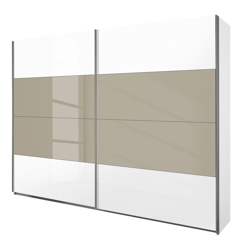 Schwebetürenschrank grau hochglanz  Möbel online günstig kaufen über shop24.at | shop24