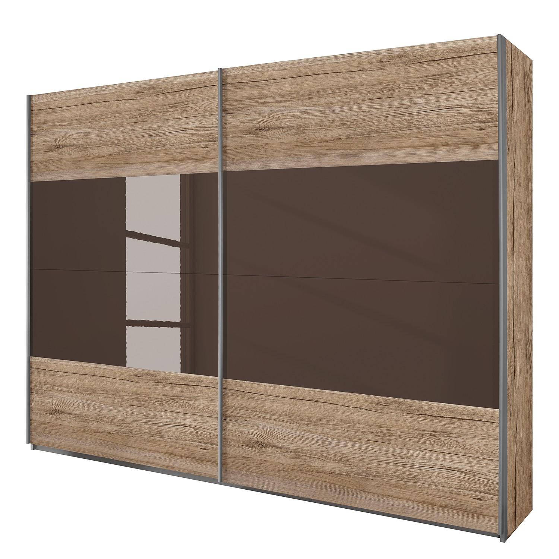 Schwebetürenschrank grau eiche  Möbel online günstig kaufen über shop24.at | shop24