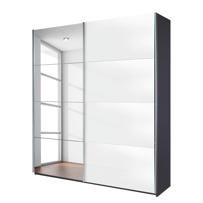 Schwebetürenschrank weiß grau  Schlafzimmer online günstig kaufen über shop24.at | shop24