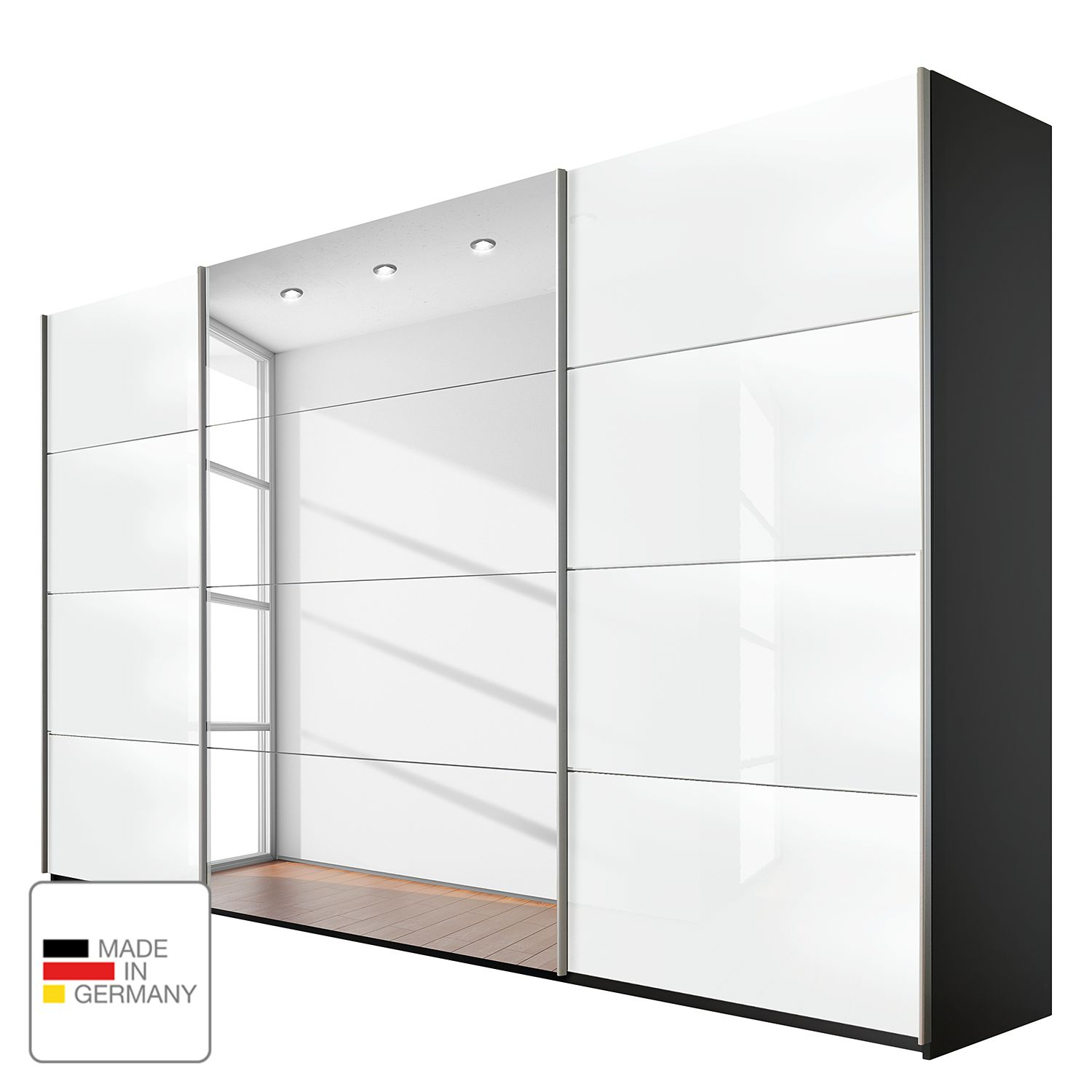 wei mit spiegel gnstig free spiegel auf mass neu schrank. Black Bedroom Furniture Sets. Home Design Ideas