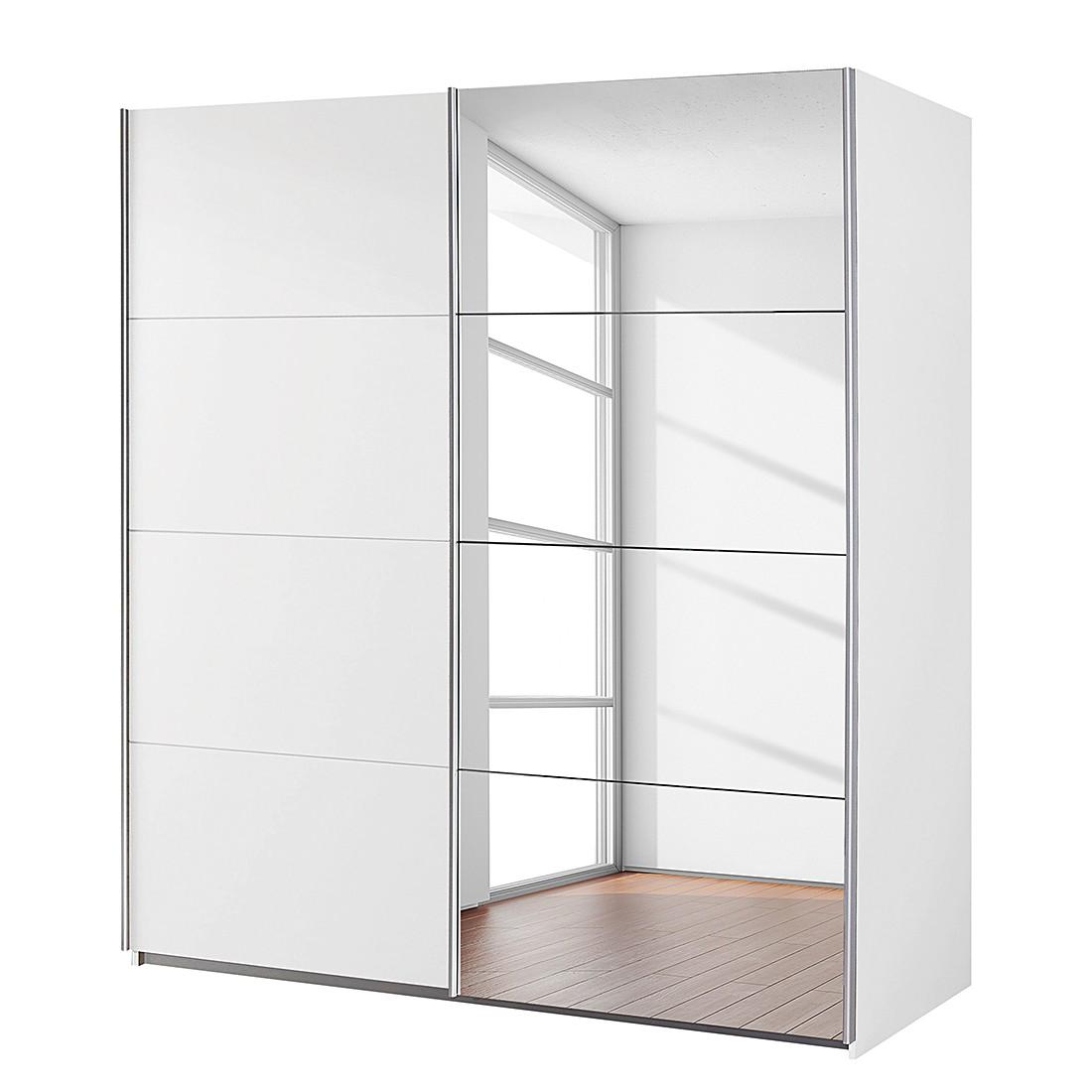 armadio due ante scorrevoli rovere sonoma prezzo e. Black Bedroom Furniture Sets. Home Design Ideas