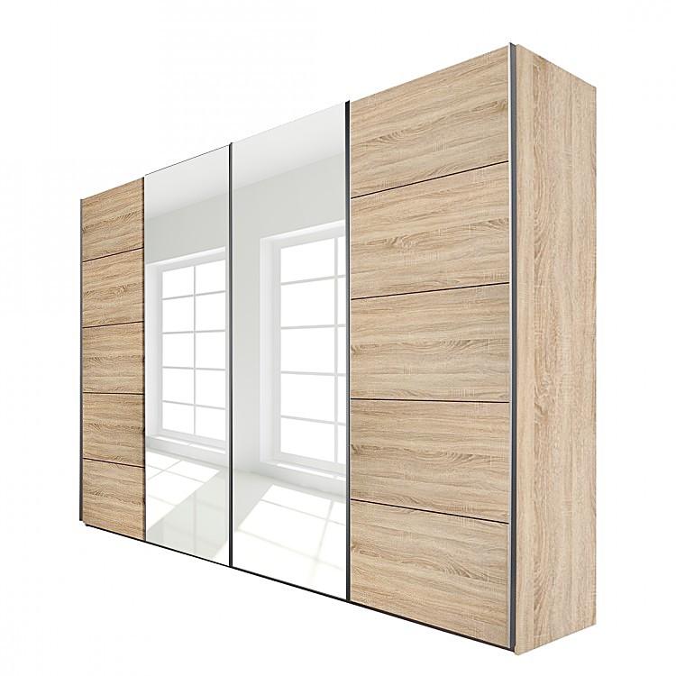 Armoires penderies pas cher porte coulissante fs inspire for Porte coulissante miroir largeur 90
