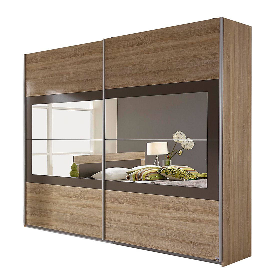 eiche sonoma schrank game schwebetren schrank eiche sonoma wei with eiche sonoma schrank. Black Bedroom Furniture Sets. Home Design Ideas