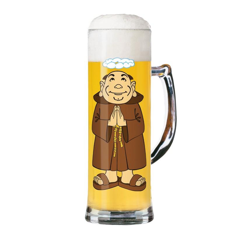 Seidelglas mit Bierdeckeln Seidel – 500 ml – Design Kathrin Stockebrand – 2009 – 1780030, Ritzenhoff kaufen