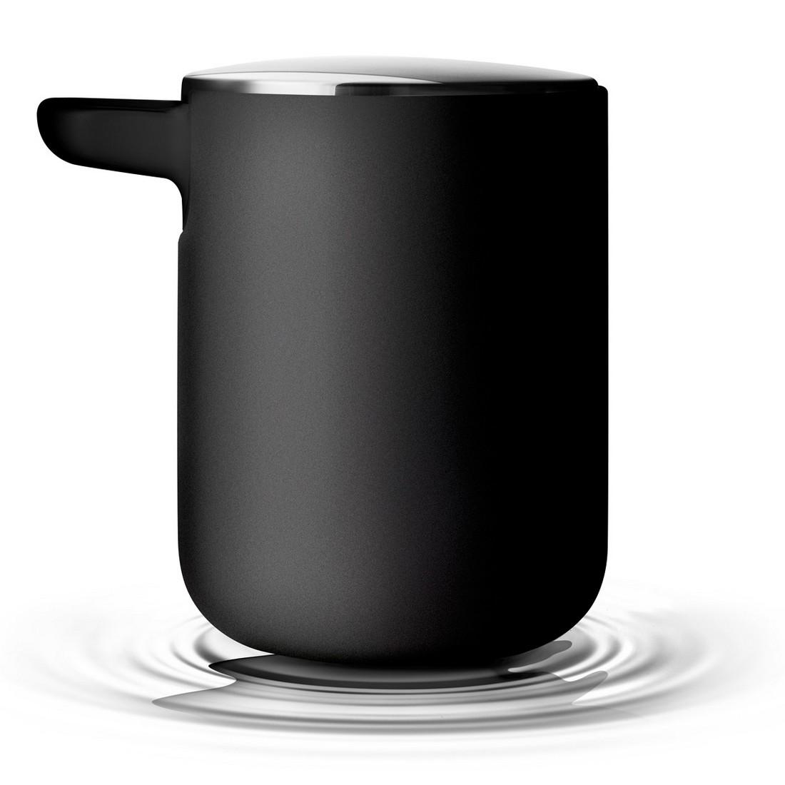 Seifenspender Norm Bath schwarz – rostfrei schwarz, Menu online bestellen