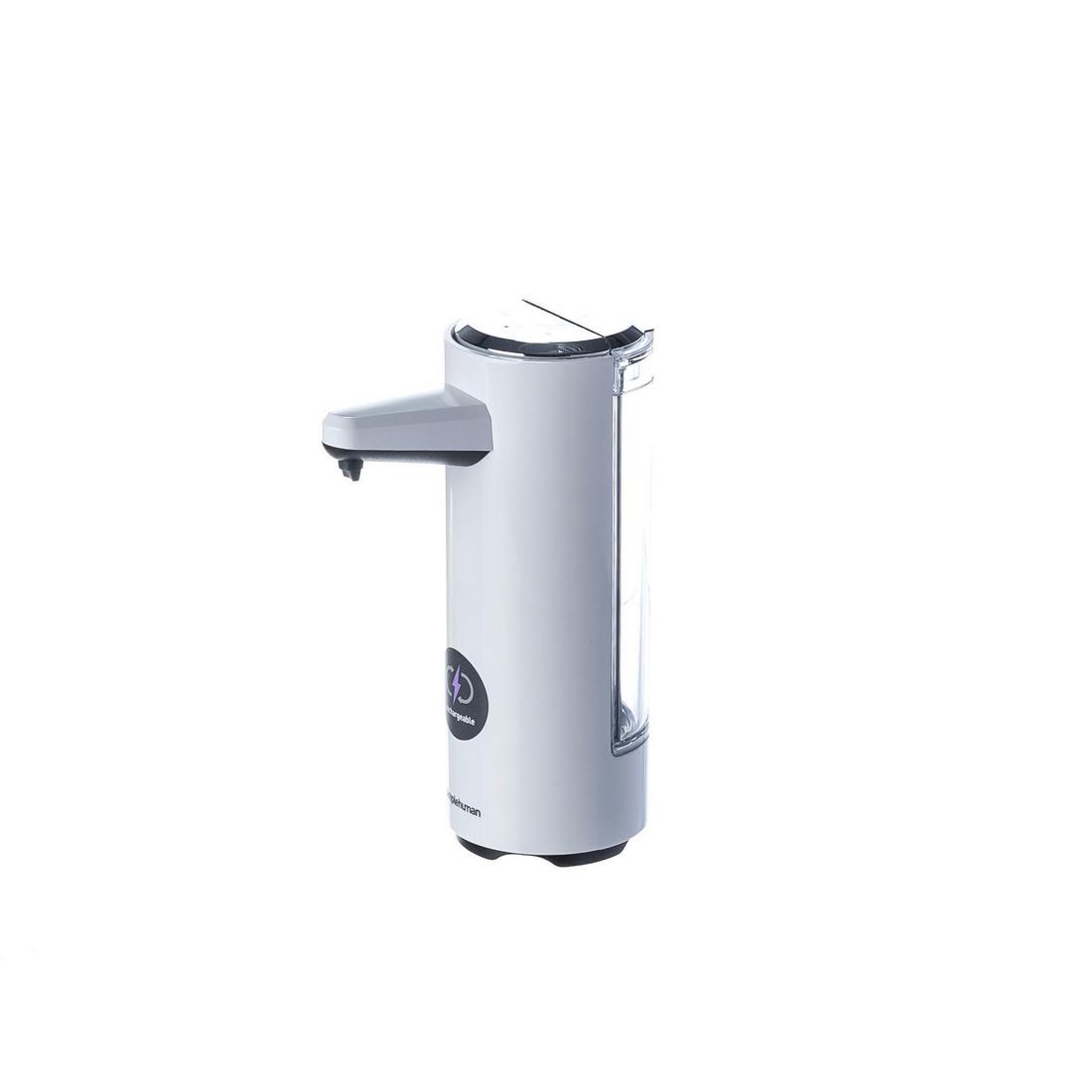 Seifenspender Sensor – 237ml – Edelstahl/Polypropylen – Weiß, Simplehuman günstig bestellen