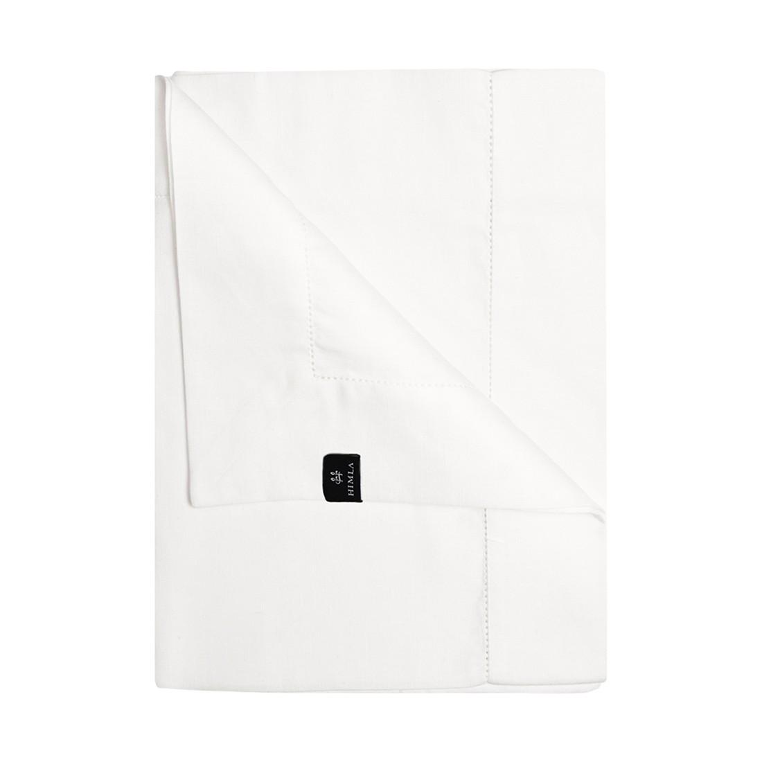 Serviette Ebba – 55% Leinen, 45% Baumwolle Weiß, Himla günstig kaufen