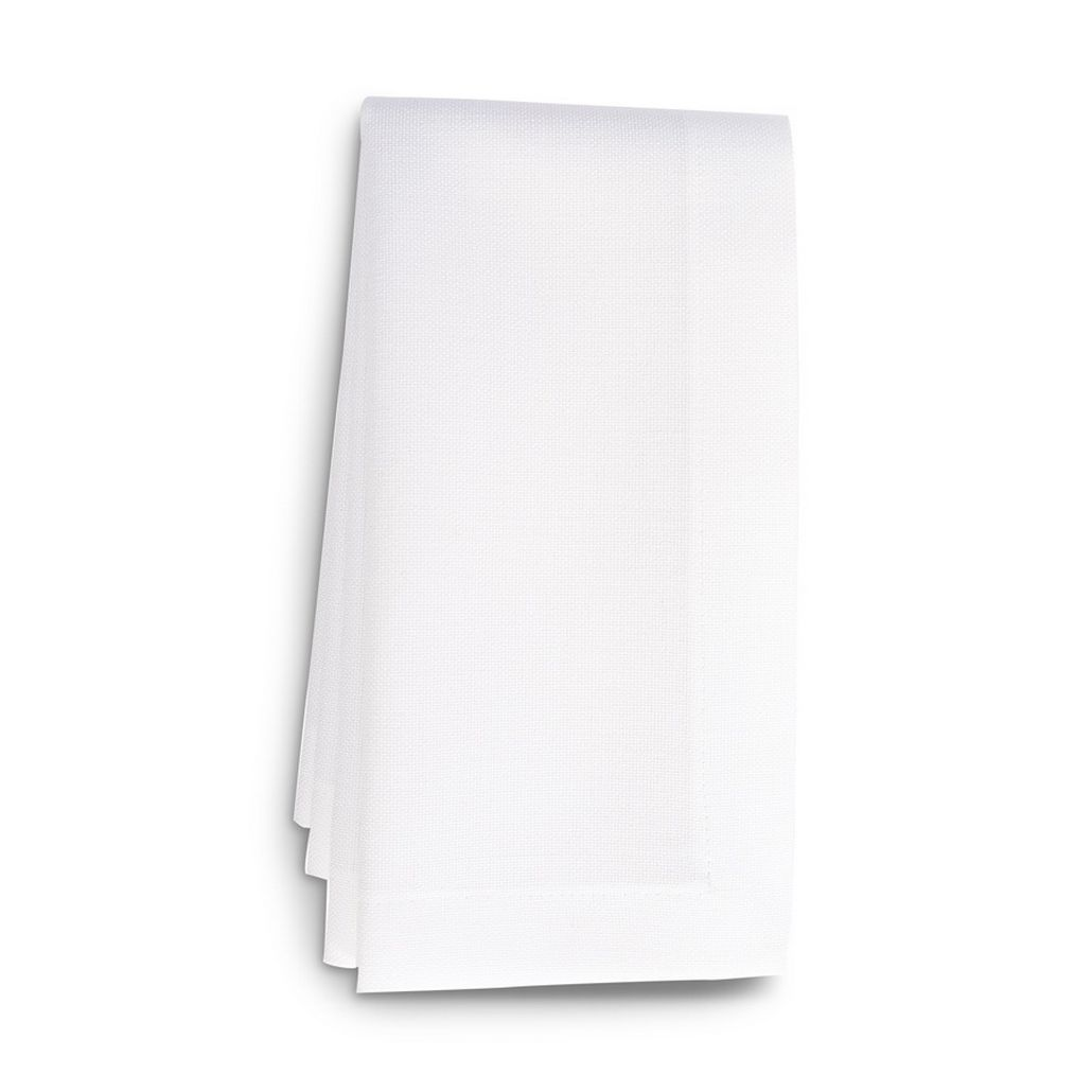 Serviette Loft - Polyester - Weiß, Sander