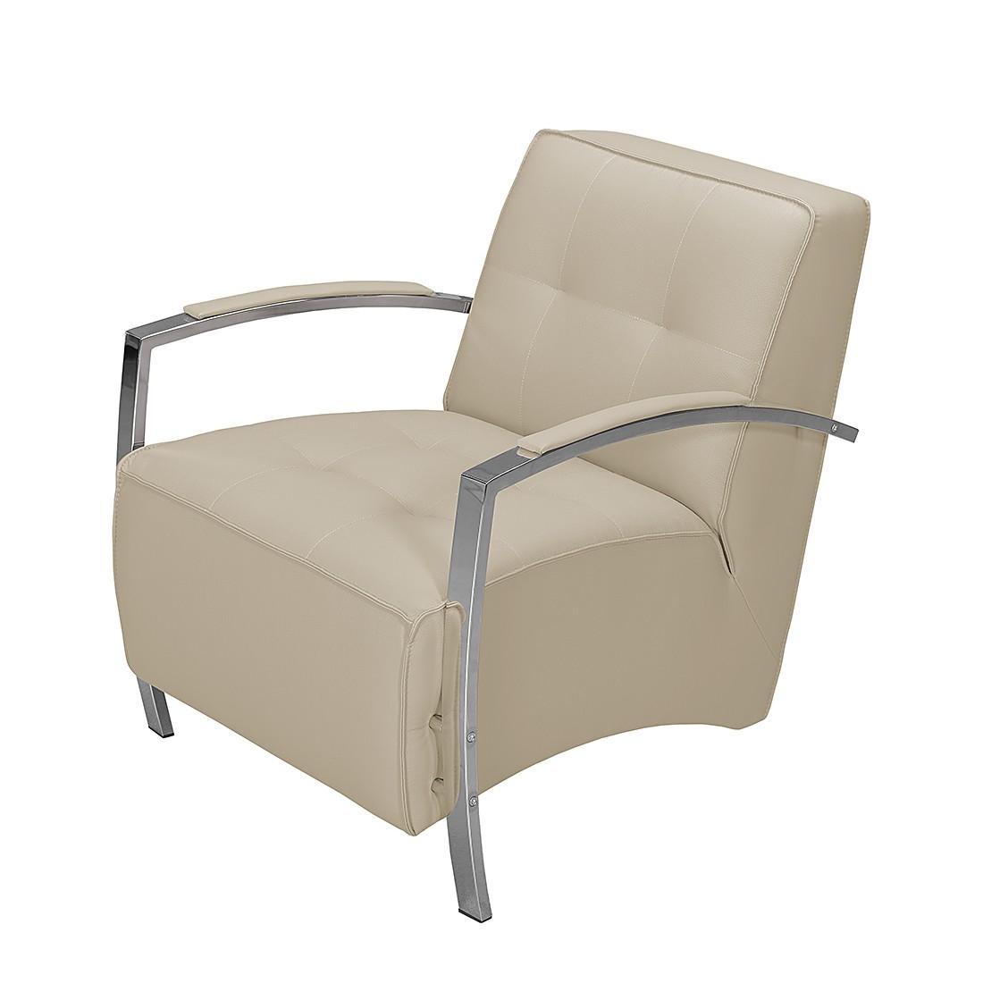 Sessel beige kunstleder g nstig kaufen for Sessel kunstleder