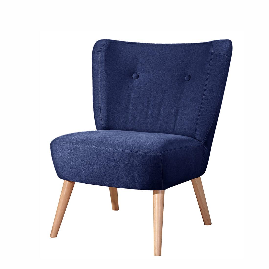 sessel fergie stoff dunkelblau leinenoptik re concept m bel bestellen. Black Bedroom Furniture Sets. Home Design Ideas