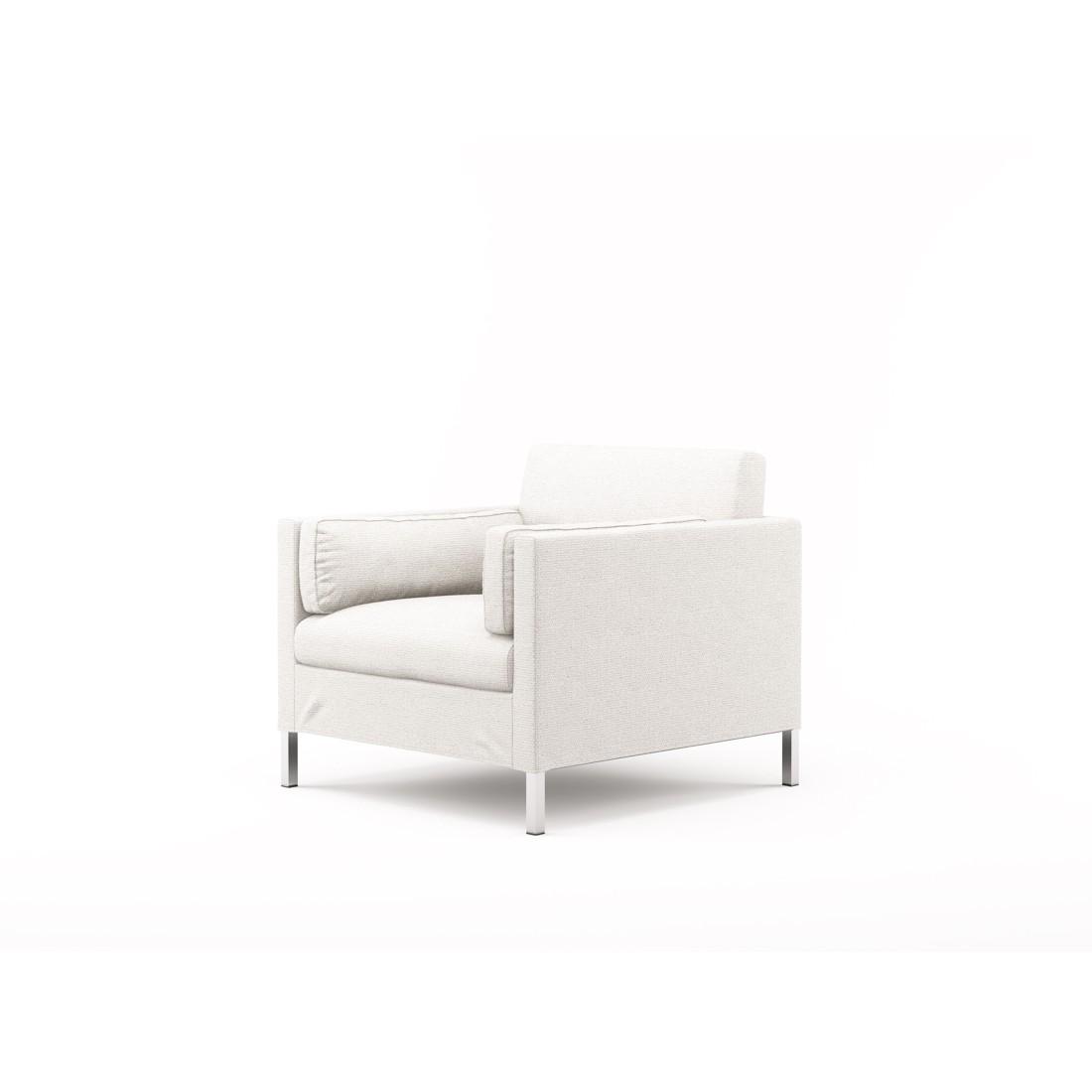 Sessel Jacobsen – Strynø I Natur (Wheatweiß), Von Wilmowsky günstig online kaufen