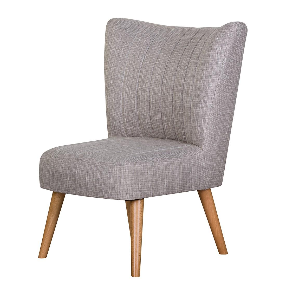Morteens Sessel Mikkel - Webstoff - Beige
