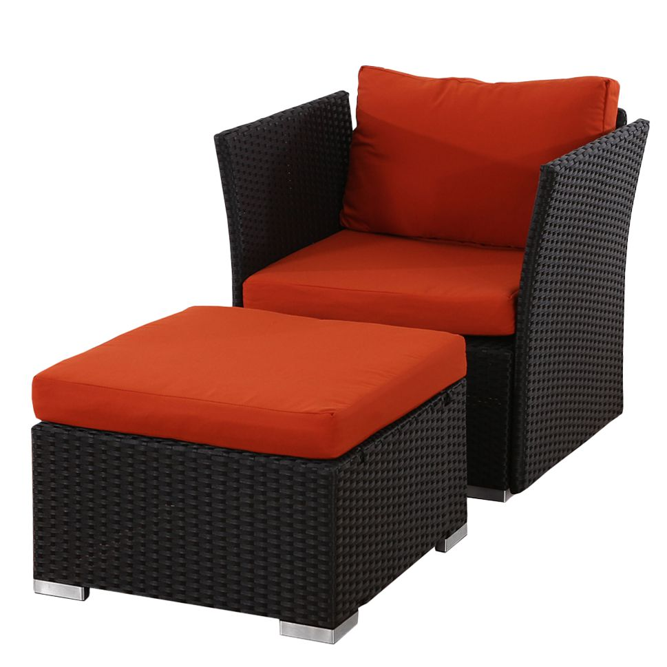 lounge rattan m bel g nstig kaufen. Black Bedroom Furniture Sets. Home Design Ideas