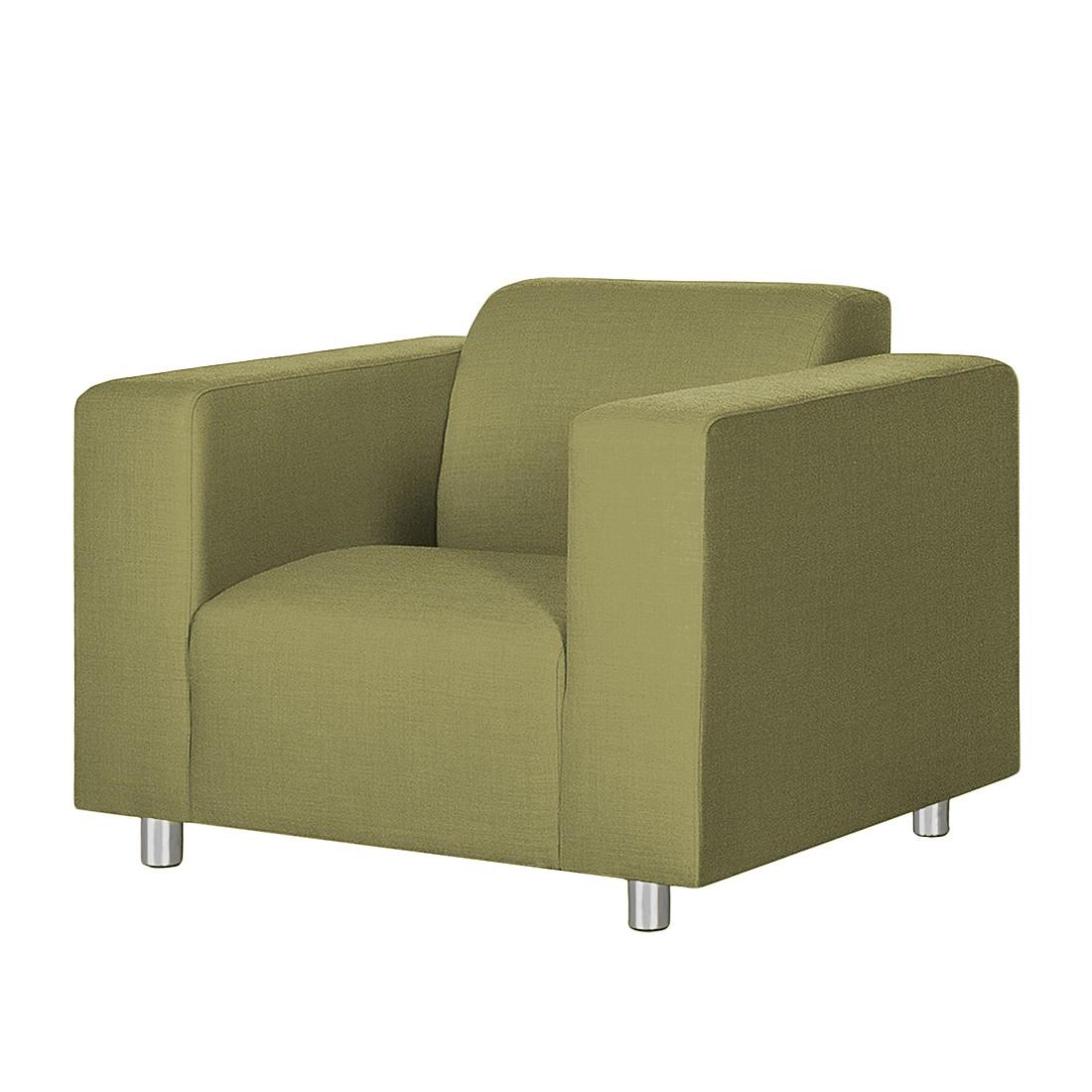 sessel oslo webstoff olivgr n roomscape online bestellen. Black Bedroom Furniture Sets. Home Design Ideas