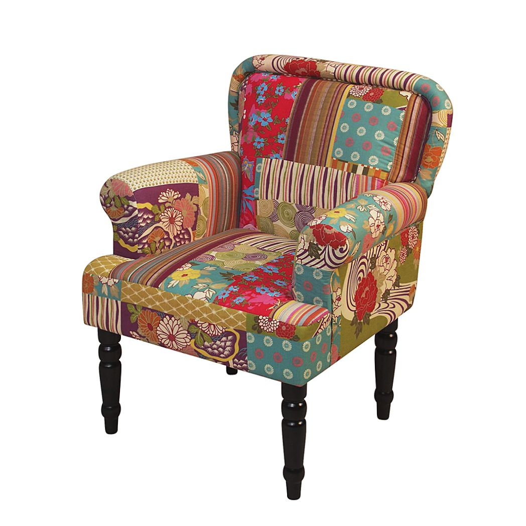 patchwork sessel preisvergleiche erfahrungsberichte und kauf bei nextag. Black Bedroom Furniture Sets. Home Design Ideas