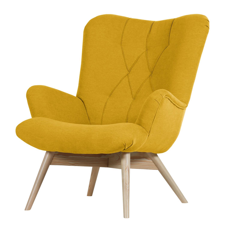 Moderne fauteuils de salon design pas cher fs inspire - Fauteuil jaune moutarde ...