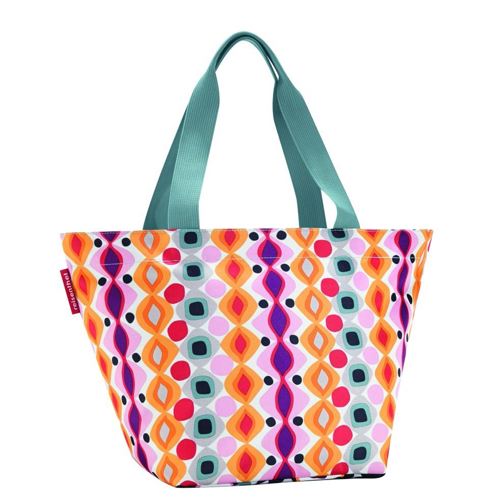 Shopper M Edition – Strapazierfähiges Polyestergewebe – Flower, Reisenthel Accessoires jetzt kaufen