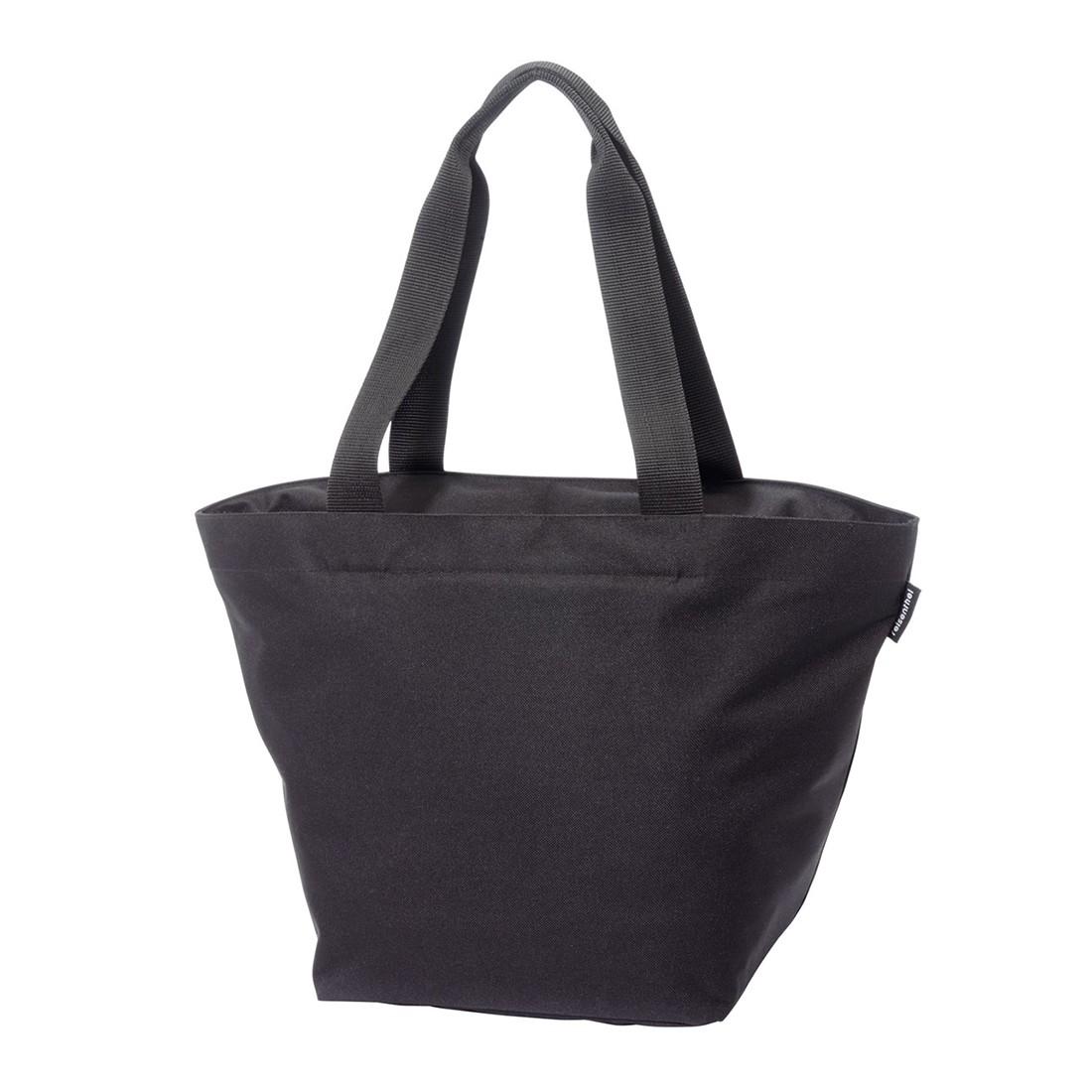 Shopper M Schwarz – Strapazierfähiges Polyestergewebe Schwarz, Reisenthel Accessoires jetzt kaufen